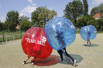 Bubble Fußball Nrw