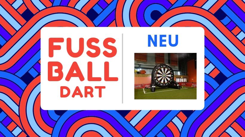FUSSBALL-Dart Banner